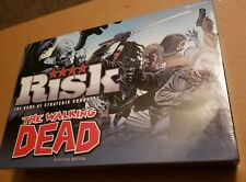 The Walking Dead Risk Board Game : Survival Edition new