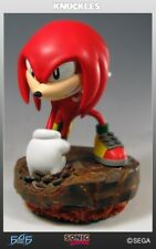 Knuckles Classic Sonic the Hedgehog Statue 513/1500 First 4 Figures NEW SEALED