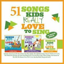 Various Artists, Kid - 51 Songs Kids Really Love to Sing 2014 / Various [New CD]