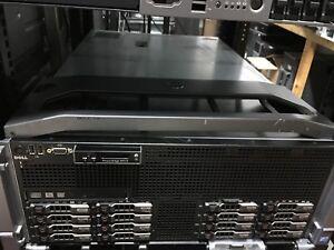 DELL PowerEdge R910 Server Quad 10-Core E7-4870 **40 Cores**128GB  8 x 900GB SAS