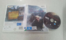 Cursed Mountain Wii Game PAL