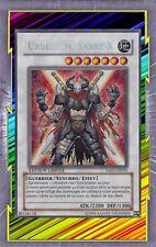 Urbellum, Sabre X HA01-FR025 Terre Guerrier Synchro Effet Niveau 7 YGO