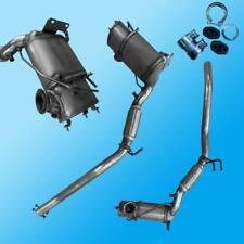 EU5 DPF Dieselpartikelfilter VW Jetta 1.6TDi 2.0TDI CBDA CBDB CAYB CAYC 2008/07-