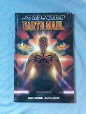 Star Wars DARTH MAUL TPB -Dark Horse Comics