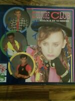 Culture Club Colour By Numbers Vinyl LP + Insert - French Pressing