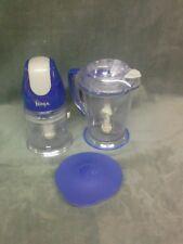 Ninja Blue Electric Blender Smoothie Fruit Frozen Drink Maker Food Processor