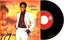 "7"" - Al Green - Going Away (Soul) Original Spanish Pressing 1985 Mint Listen"