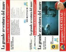 Il Grande Squalo Bianco - Jacques Cousteau (1992) VHS