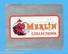 MERLIN - CALCIO 98 -Figurina n.2- STEMMA MERLIN -NEW
