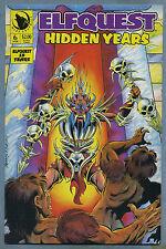 Elfquest Hidden Years #6 1993 Warp Graphics v