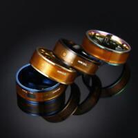 NFC Multifunctional Waterproof Intelligent Ring Smart Digital Rings Finger J3L6