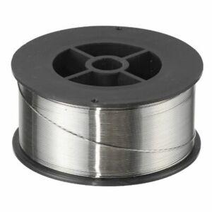 1KG VA V2A EDELSTAHL SCHWEIßDRAHT 0,8mm MIG/MAG - 1 Rolle 1000Gr. -  ER308