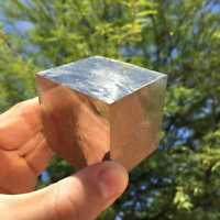 Pyrite specimen from Navajun, La Rioja, Spain #1007
