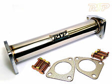 MG ZR ZS Rover 25 45 Freelander LSeries 2.0 TD De Restricted No Cat Exhaust pipe