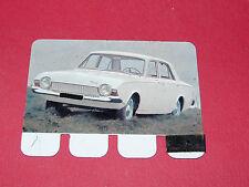 N°71 FORD CORSAIR PLAQUE METAL COOP 1964 AUTOMOBILE A TRAVERS AGES