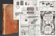 HEIDEMANN Architectura militaris 1664 27 Kupfertafeln Festungsbau Militär