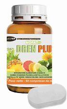 Drenante  Dimagrante forte | 60 cp | Diuretico naturale | Ananas Fucus  Betulla