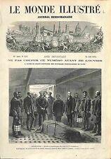 David Livingstone Explorateur Explorer Henry Morton Stanley UK Southampton 1874