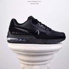 Nike Air Max LTD 3 Men Lifestyle Shoes Sneakers New Triple Black 687977-020