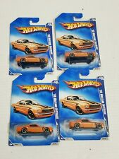 Hot Wheels 65 Mustang Fastback Mustle Mania 09 Lot of 4 vehicles