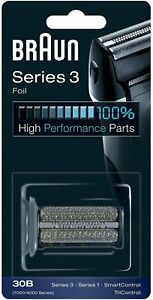 Braun 30B Series 3, 4000, 7000, Syncro Series replacement Foil