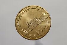 FRANCE MONNAIE DE PARIS 2004 MEDAL CHAMBORD A99 #S3625