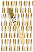 96 Pk- 1/2 inch Chip Paint Brushes for Paint, Stains,Varnishes,Glues,Gesso