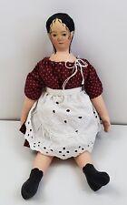 "Pleasant Company American Girl doll RARE emily 2010 cloth doll rag doll 14"""