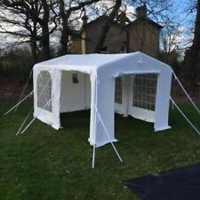 Sunncamp Inflatable Party Tent 4m x 4m with window covers