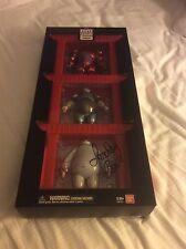 D23 Expo 2015 Big Hero 6 Baymax LE 2 Signatures! Set LE 300 Sorcerer Exclusive