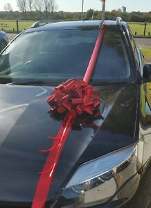 "HANDMADE 14"" CAR BOW, Gift Bow, Decoration"