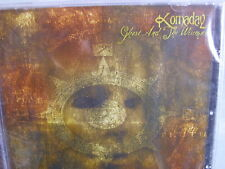 Komaday- Ghost and the Wiseman- LUCRETIA 2005 OVP