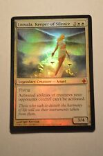 Mtg Magic the Gathering Rise of the Eldrazi Linvala, Keeper of Silence FOIL