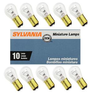 Sylvania 1157 Bulb - Pack of 10 Bulbs