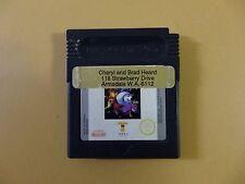 Spacestation Silicon Valley Gameboy Color Colour GB Game Boy Rare