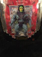Masters Of The Universe MOTU Commemorative Edition Skeletor Action Figure NIP ☠️