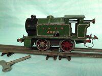 Vintage Early Hornby LNER Clockwork Steam Tank Locomotive N0 2900 O Gauge