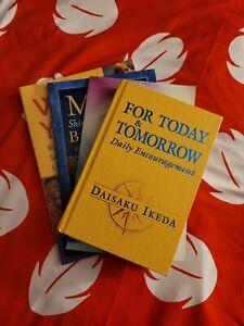 SGI Soka Gakkai Books Nichiren Daishonin Buddhism Daisaku Ikeda