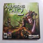 Asherons Call 2 Fallen Kingdom Pc Computer Game 3 Discs 2002 Microsoft