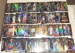 312 CARD PANINI NASCAR PRIZM REFRACTOR LOT CHASE EARNHARDT JR. JJ PRIZM OPTIC