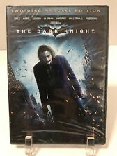 New Sealed The Dark Knight (DVD, 2008, 2-Disc Set, Special Edition)