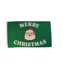 MERRY CHRISTMAS  3' X 5' FEET PICTURE FLAG BANNER .. NEW