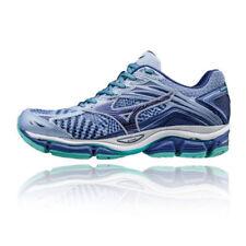 Chaussures de fitness, athlétisme et yoga turquoises Mizuno pour femme
