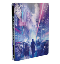 Blade Runner 2049 4K Ultra HD + Blu-ray 3D + Blu-Ray + DD Mondo Steelbook RARE!