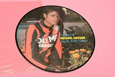 MICHAEL JACKSON LP PICTURE DISC THE STORY OF ORIG 1983 NM !!!!!!!!!!!!!!!!