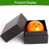 Dragon Ball 4 Star Hand Muller Tobacco Crusher Smoke Herbal Herb Grinder Gif Box