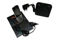 Siemens Gigaset SL785 SL78H Basisstation Mobilteile mit Ladeschale           *65