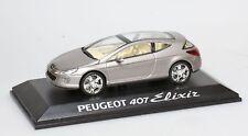 Peugeot 407 Elixir Concept car NOREV 1 43