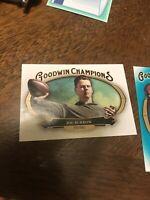 2020 Upper Deck Goodwin Champions Joe Burrow RC Rookie 2 Card Lot