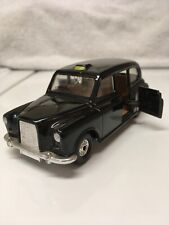 CORGI 425-A1 AUSTIN LONDON TAXI 1978 BLACK MADE IN GREAT BRITAIN DOORS OPEN